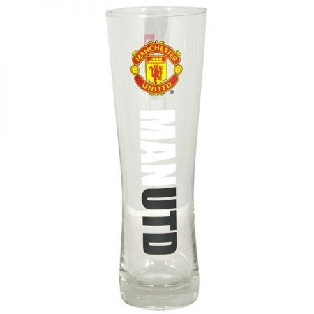 Халба MANCHESTER UNITED Tall Beer Glass